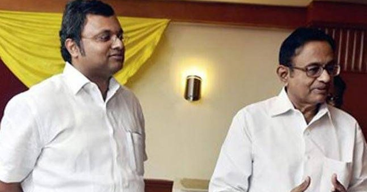 Karti refuses to appear before CBI; 'grill me', says Chidambaram