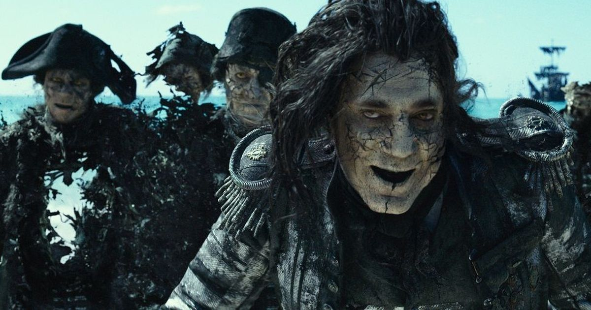 Pirates of the Caribbean: Salazar 's Revenge (English) english sub download