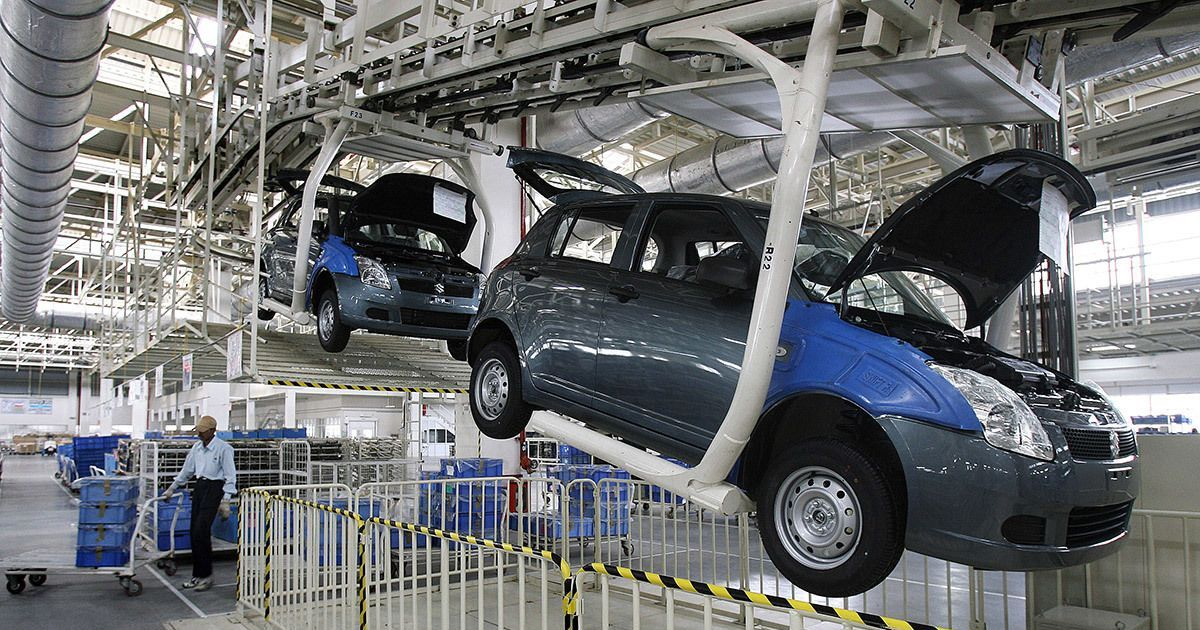 Three Japanese words help Maruti Suzuki strike a balance between robots and humans