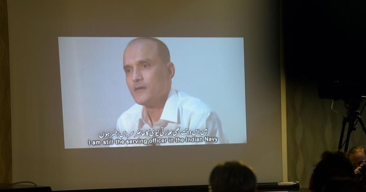 Pakistan appoints judge for ICJ panel hearing Kulbhushan Jadhav's case