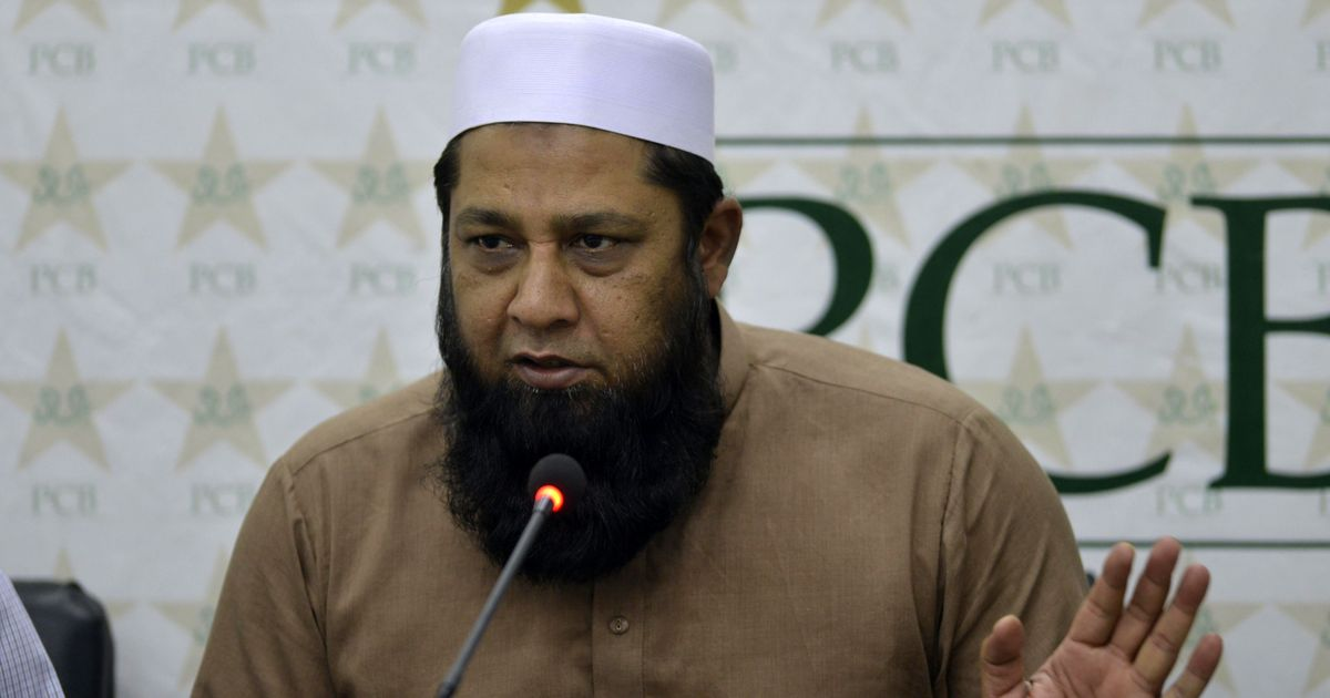 Inzamam-ul-Haq steps down as Pakistan chief selector after World Cup 2019 campaign
