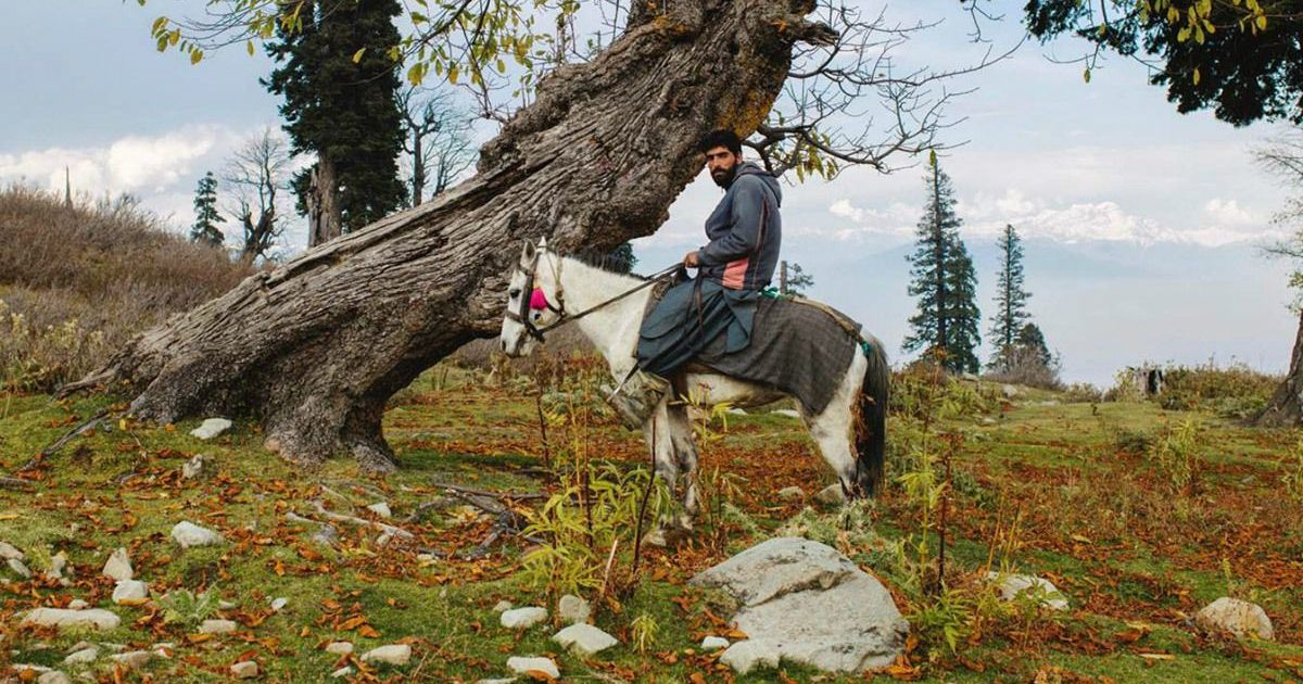A famous fashion photographer turns his lens on Kashmir and finds profound pain