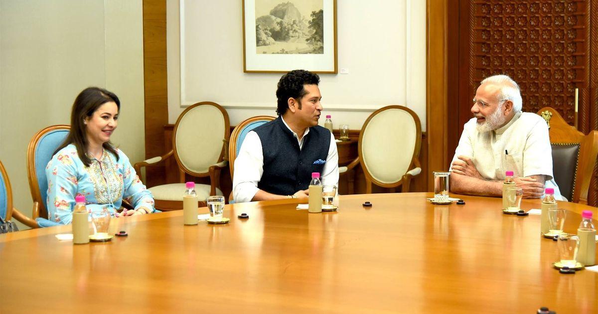 'सचिन और मोदी जी के करियर में सबसे भरोसेमंद एक ही नाम रहा, और वो है – राहुल!'