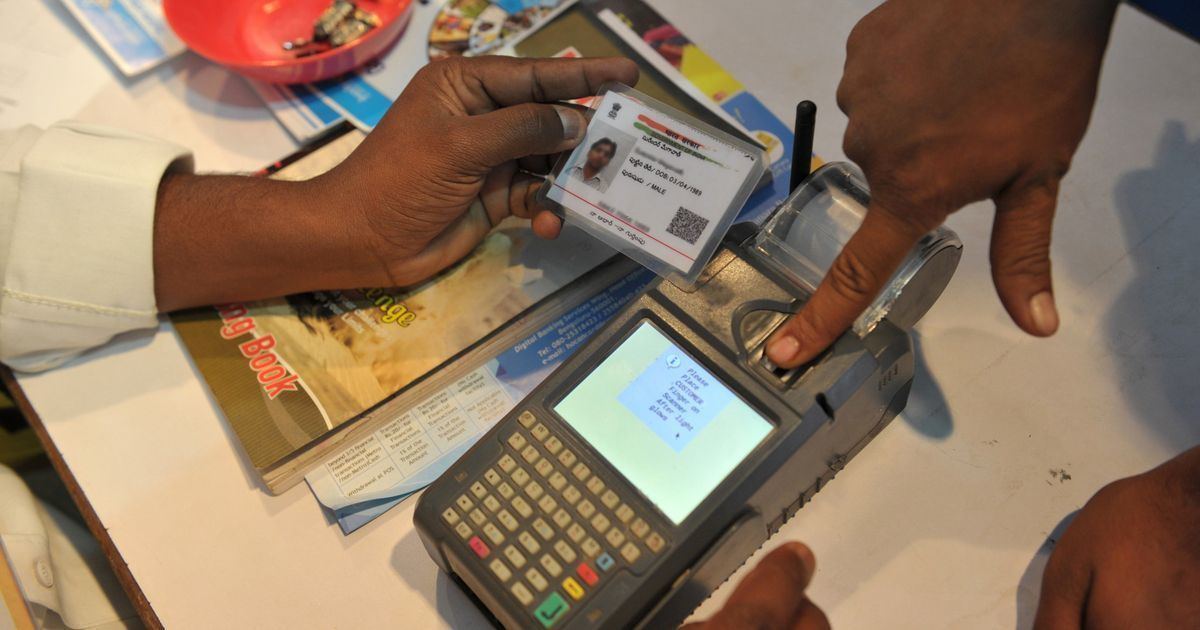 Will Aadhaar leaks be used as an excuse to shut out scrutiny of welfare schemes?