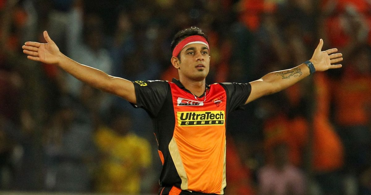 Using Tennis Ball Instincts Siddharth Kaul Made A Killing At The For Sunrisers Hyderabad