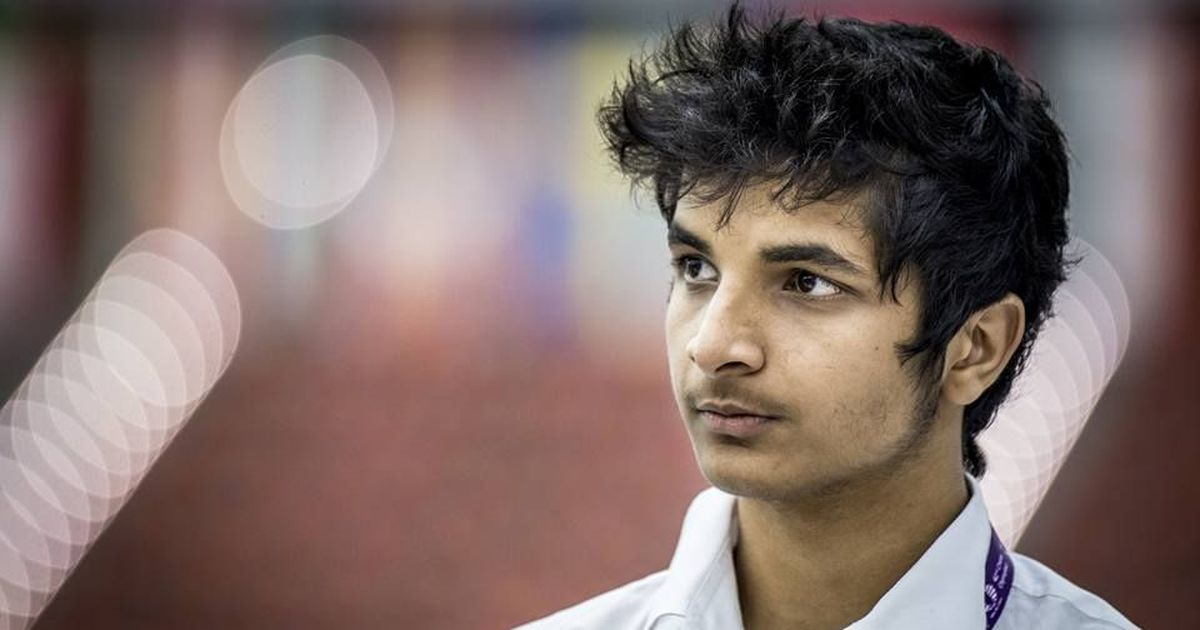 Vidit Gujrathi claims top spot after third-round win at Prague Chess festival
