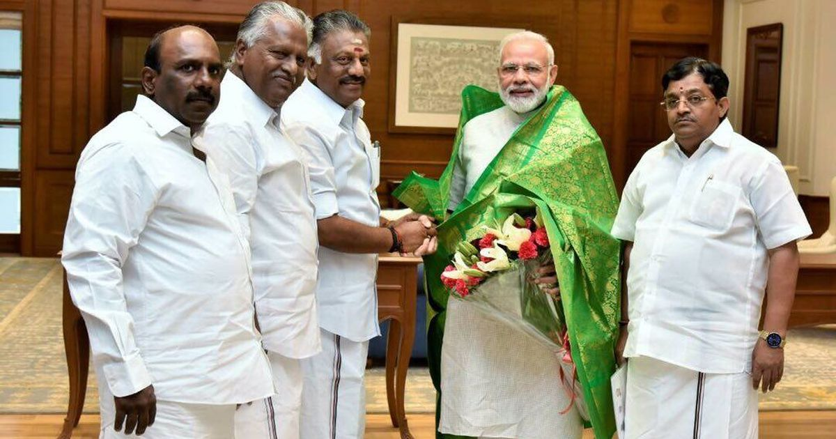 After EPS, Panneerselvam to meet PM Modi today