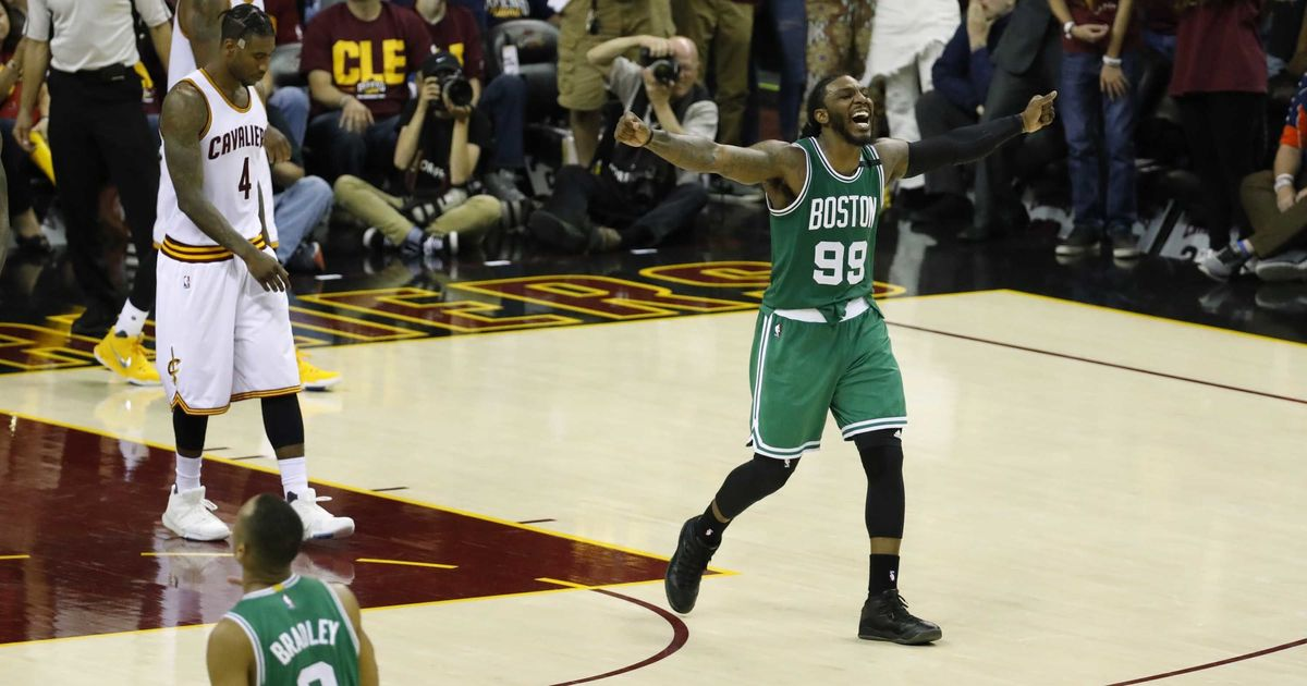 Undermanned Boston stun Cleveland in game three of Eastern finals