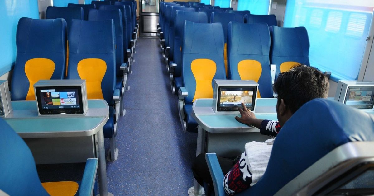 Railways swanky new Tejas Express damaged even before completing its first journey