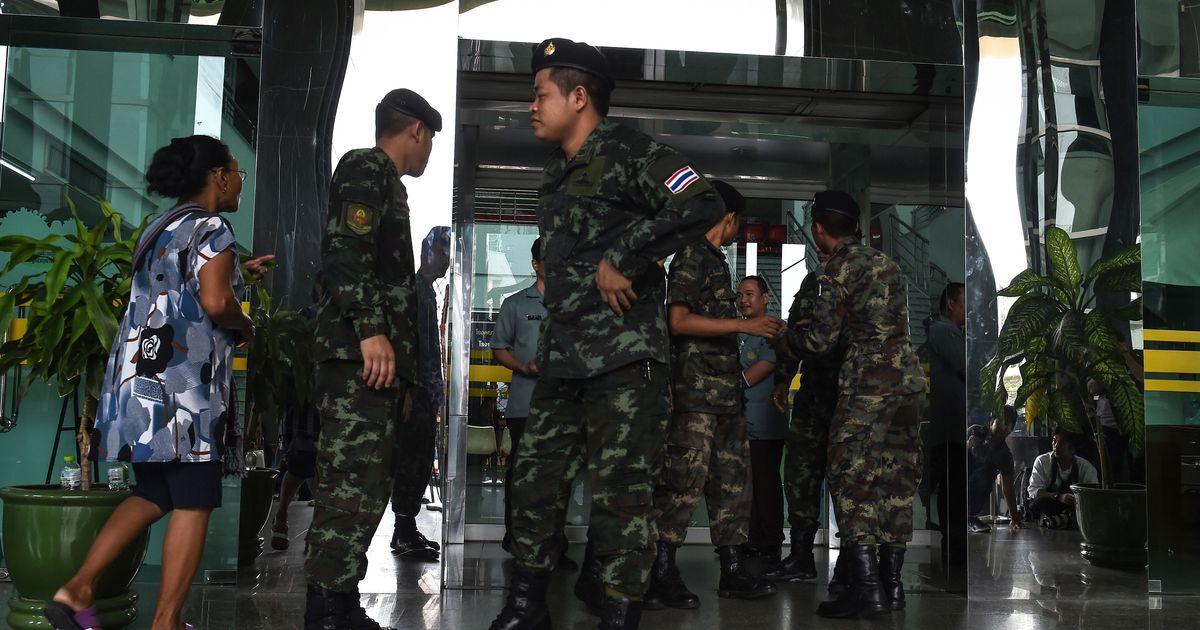 Thailand: Blast targeting Bangkok hospital injures 24, junta blames rival groups