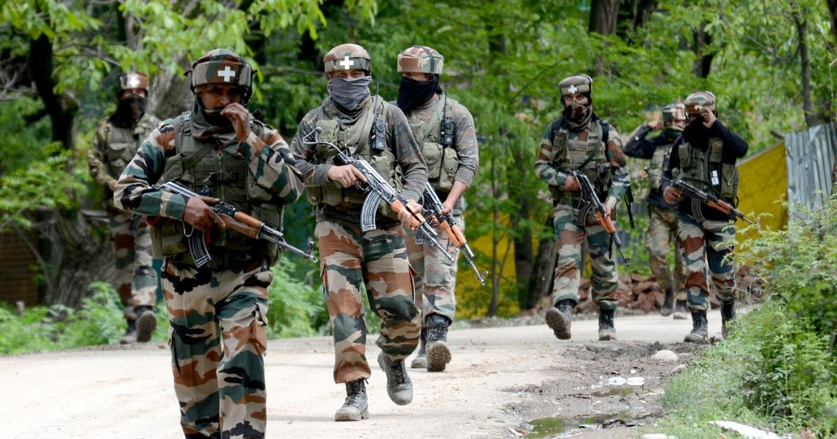 Hizbul suspects nabbed for luring Kashmiri youth into terrorism