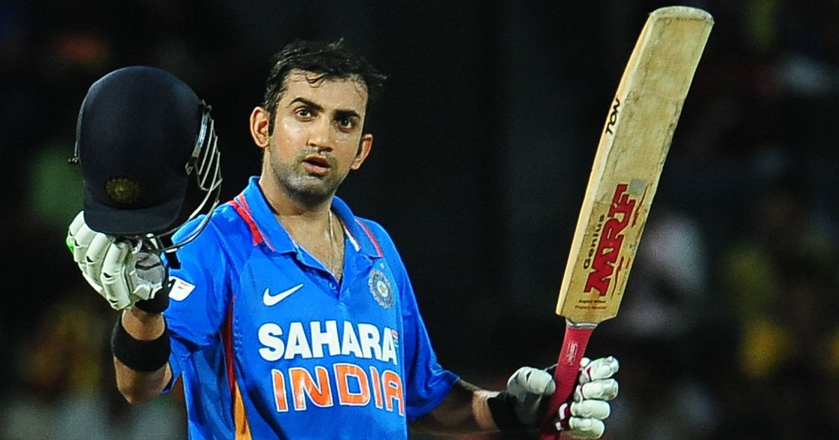 'True champion, a fighter': Farewell messages pour in on Twitter for Gautam Gambhir