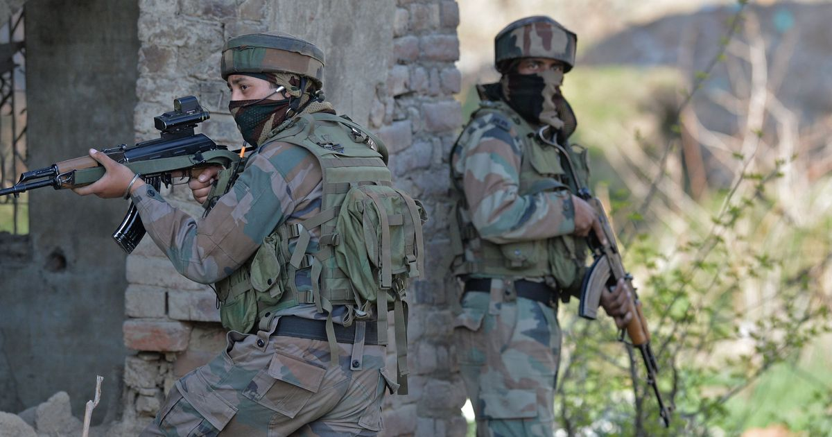 4 militants killed in Sumbal attack
