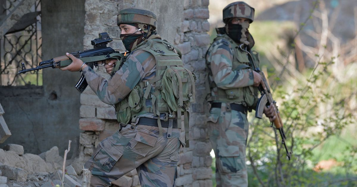 Jaish-e-Mohammed Terrorist killed by security forces in J&K's Pulwama