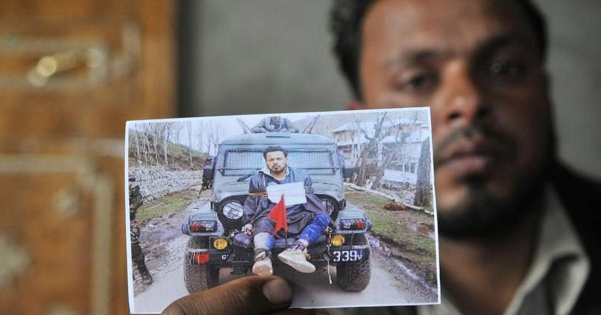 Readers' comments: Major Gogoi used an exceptional method in an exceptional situation, that's all