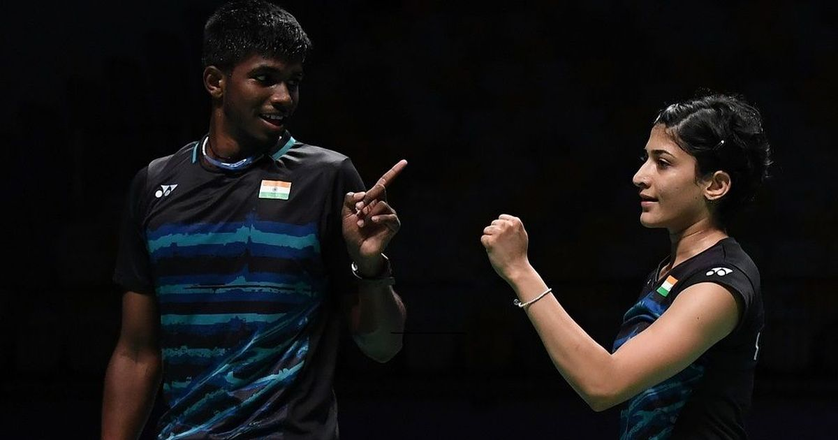 Ashwini and Satwik qualify for mixed doubles main draw at China Open Superseries