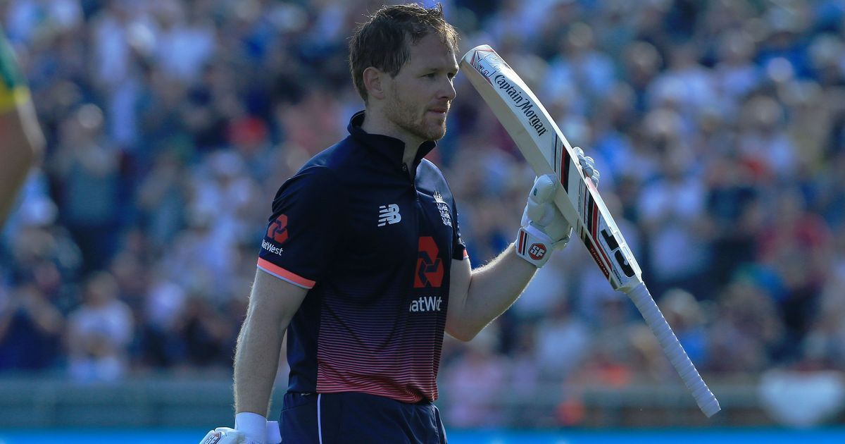 Pre-World Cup scare for England with captain Eoin Morgan set to undergo X-ray for injured finger