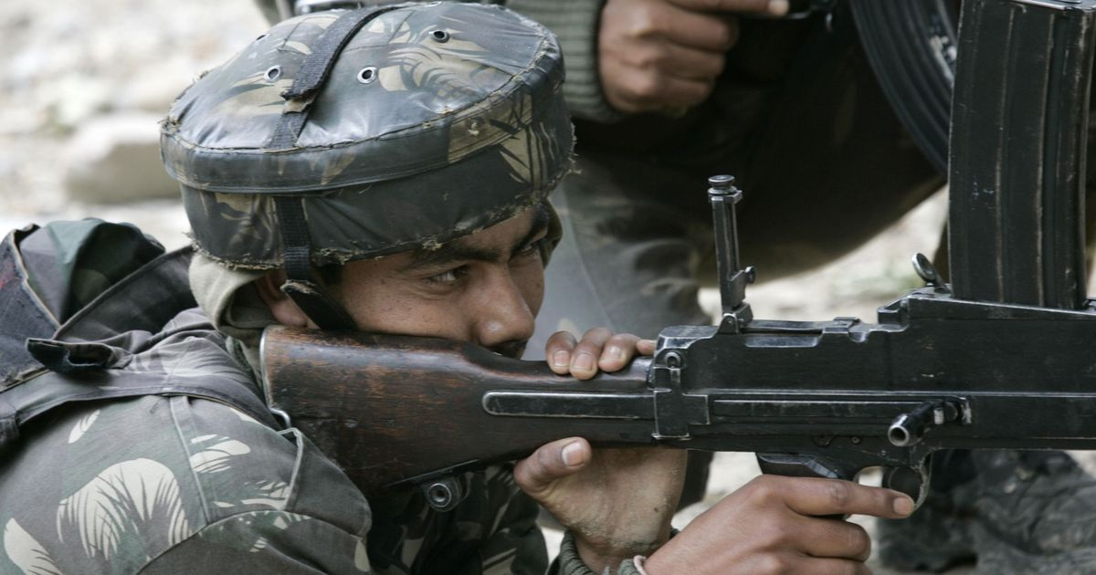 Infiltration bid foiled near LoC in Kashmir's Uri sector, 4 militants killed