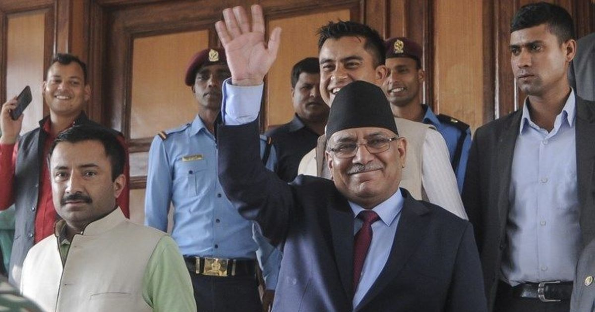 Prachanda lived up to some expectations in Nepal, but his successor faces a tougher fight
