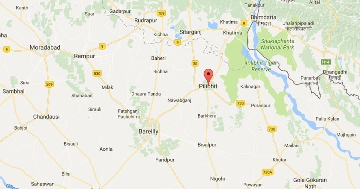 Pilibhit: Four arrested for rioting after Hanuman temple is demolished