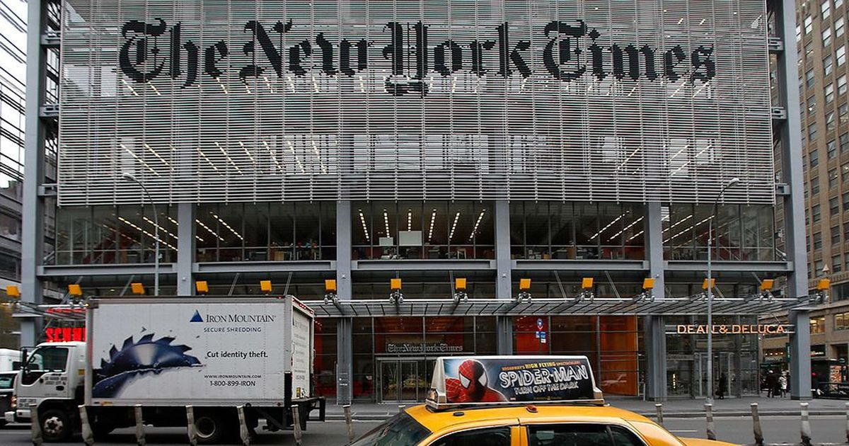 Manchester bombing: Why the 'New York Times' should not be blamed for printing leaked information