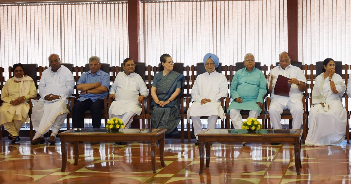 President Kovind? Opposition to decide on June 22; TMC prefers Sushma, Advani