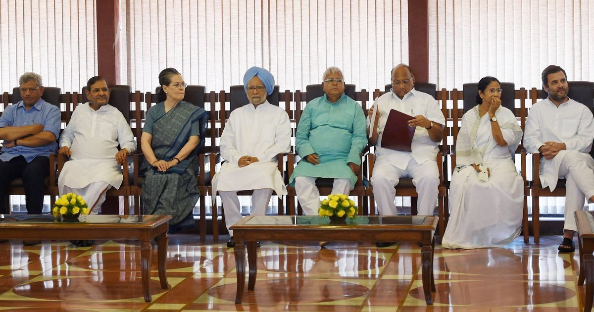 Data check: Would anti-BJP parties have done better if the Congress had sewn up more alliances?