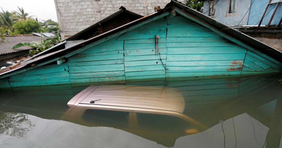 Death Toll From Floods, Landslides Hits 122