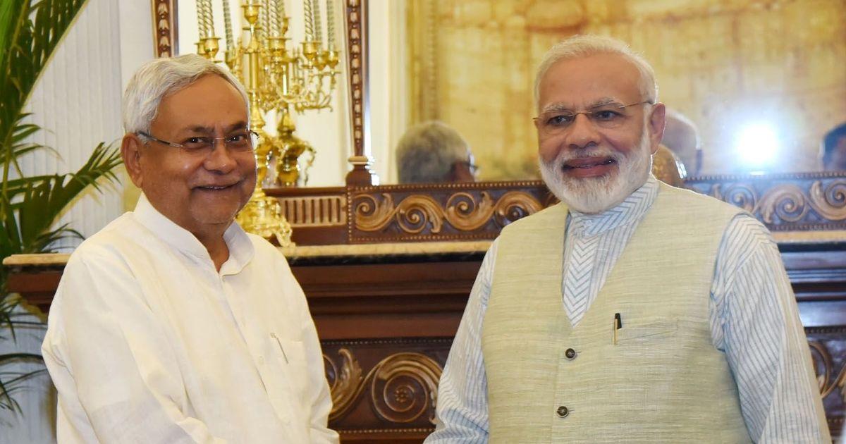 New Bihar Cabinet takes oath, 14 from JD(U), 11 from BJP