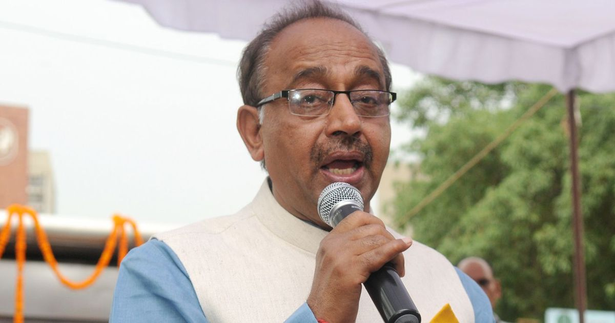No cricket series with Pakistan unless it ends sponsoring terror: Vijay Goel