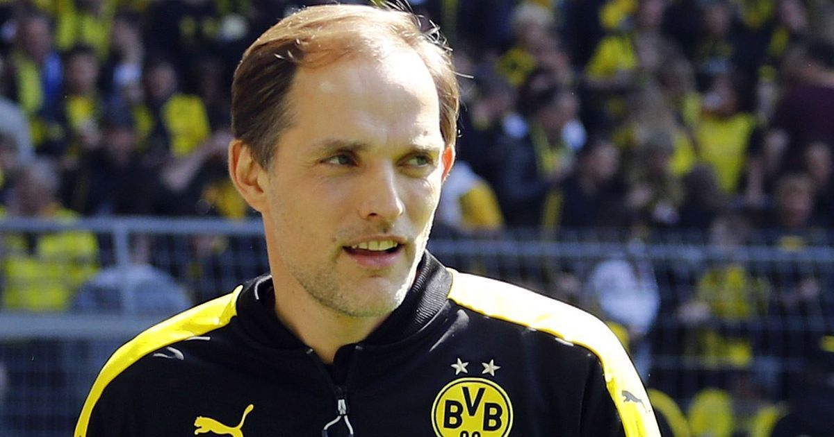 Borussia Dortmund fires manager Thomas Tuchel three days after cup win