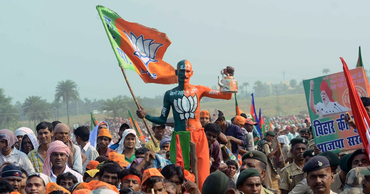 Caste calculus: How the BJP is expanding its footprint in Bihar