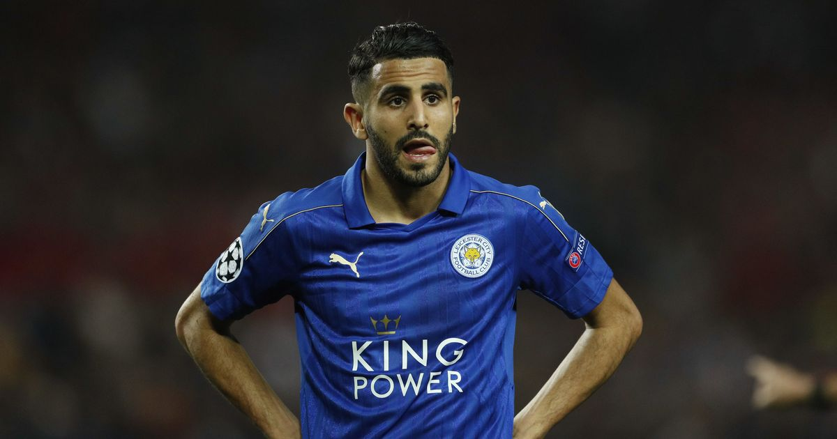 'In football, players come, players leave': Mahrez refuses to say he will stay at Leicester