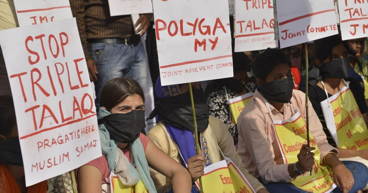 Triple talaq bill to be presented in Lok Sabha on Thursday, says parliamentary affairs minister