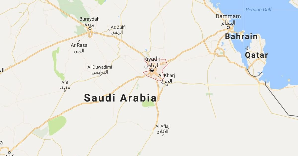 U.S. mission in Saudi Arabia warns citizens of school shooting