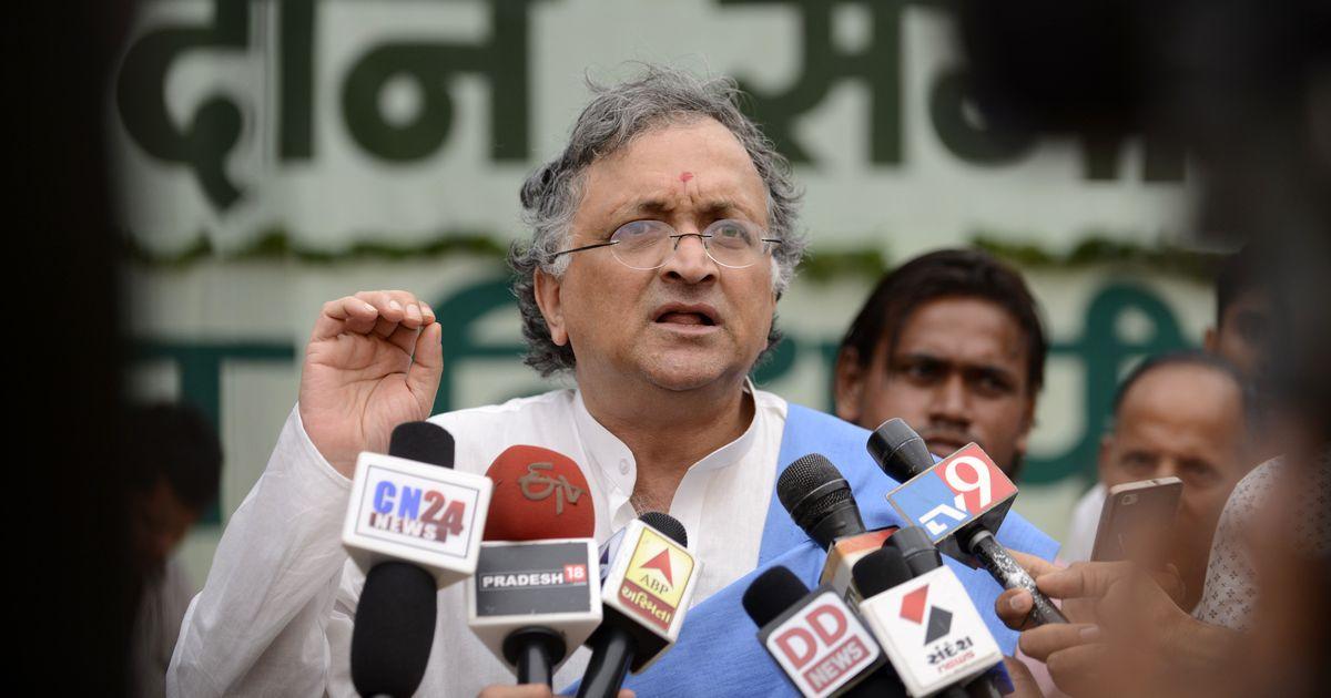 नीतीश कुमार को कांग्रेस का अध्यक्ष बना देना चाहिए : रामचंद्र गुहा