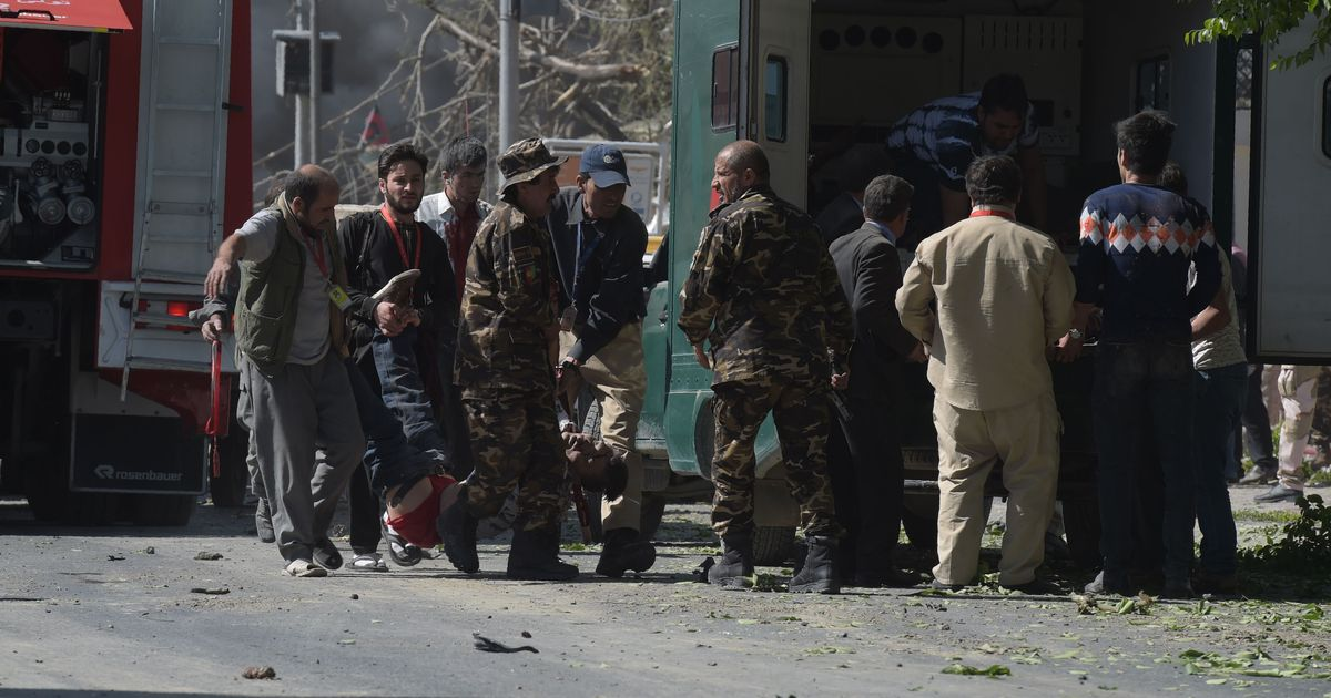 Kabul airport attack: Civilian casualties reported after US missile malfunctioned