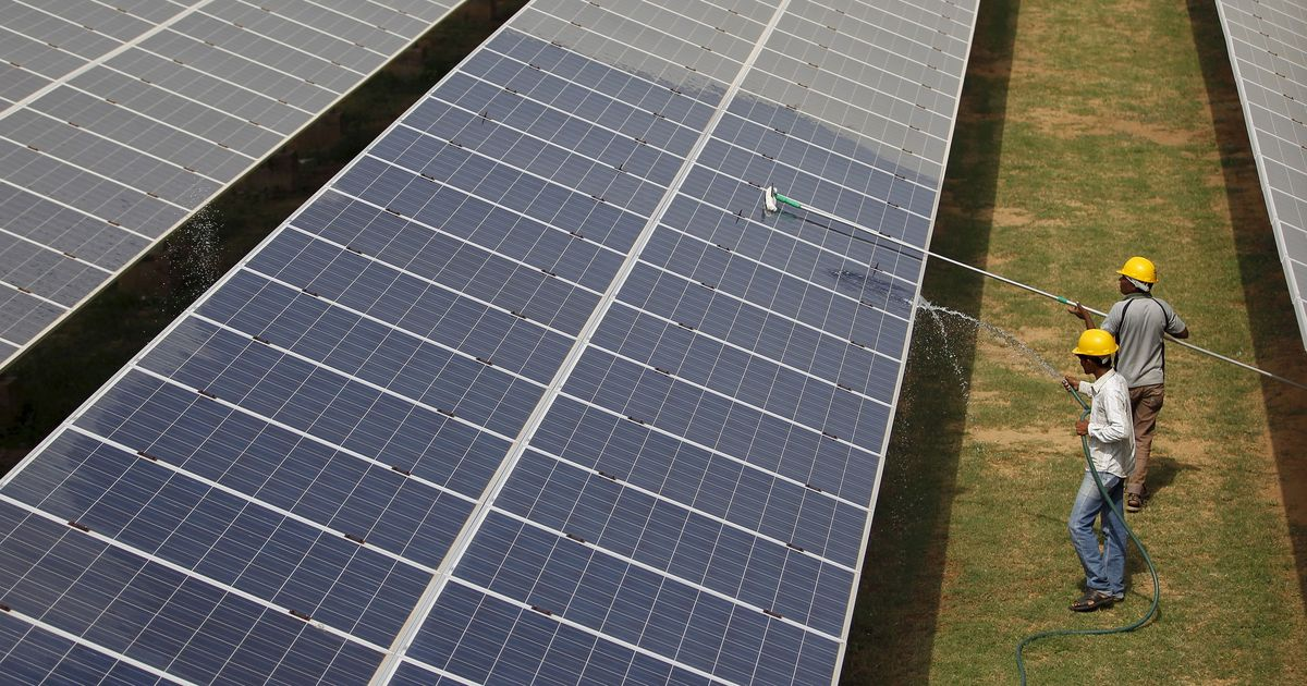 Trump is wrong: India is building more renewable energy than ever before