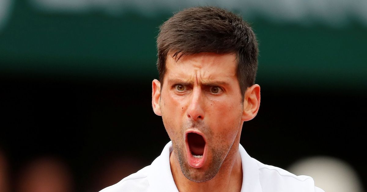 French Open: Djokovic survives Schwartzman scare, reaches fourth round with a five-set win