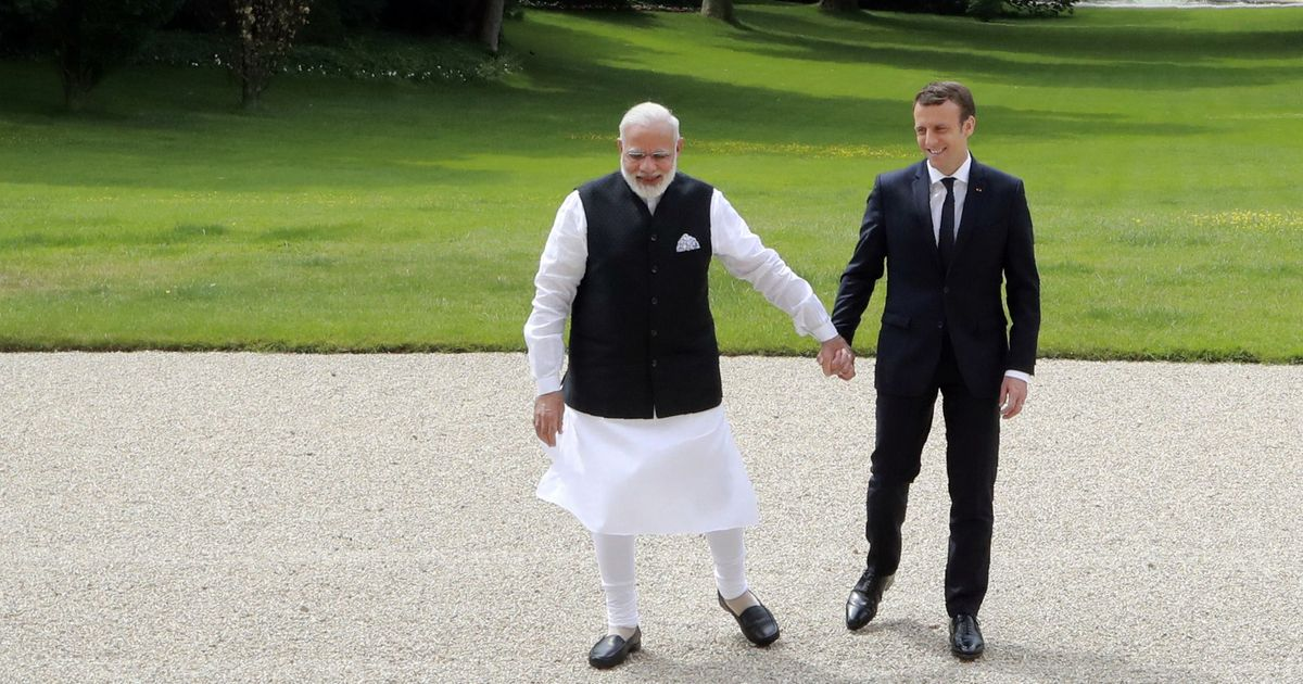 Paris Agreement is a global 'shared legacy': PM Modi in France