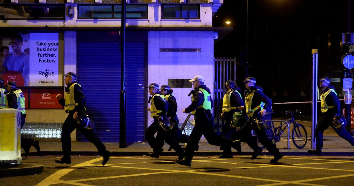 The big news At least 6 people killed in car and stabbing attack in London and 9 other top stories