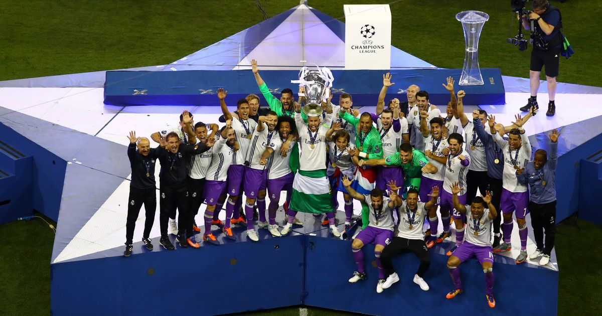 Ronaldo leads Real Madrid to title