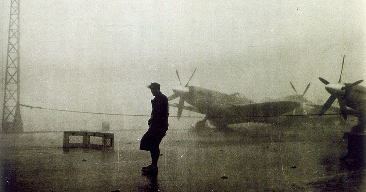 The lost stories of Number 4 Squadron: India's flyboys in post-WWII Japan