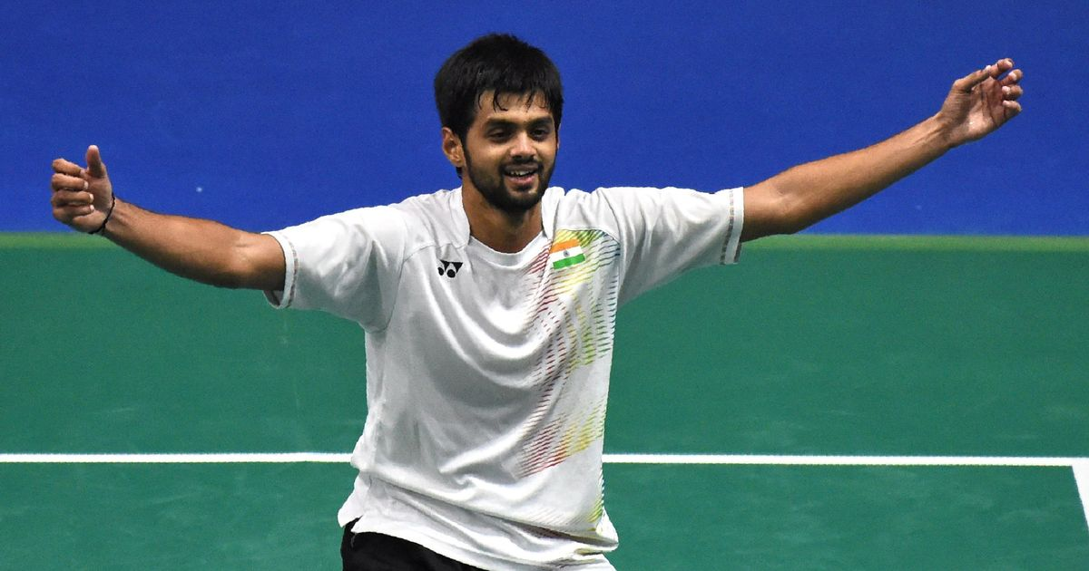 Sai Praneeth wins Thailand Open