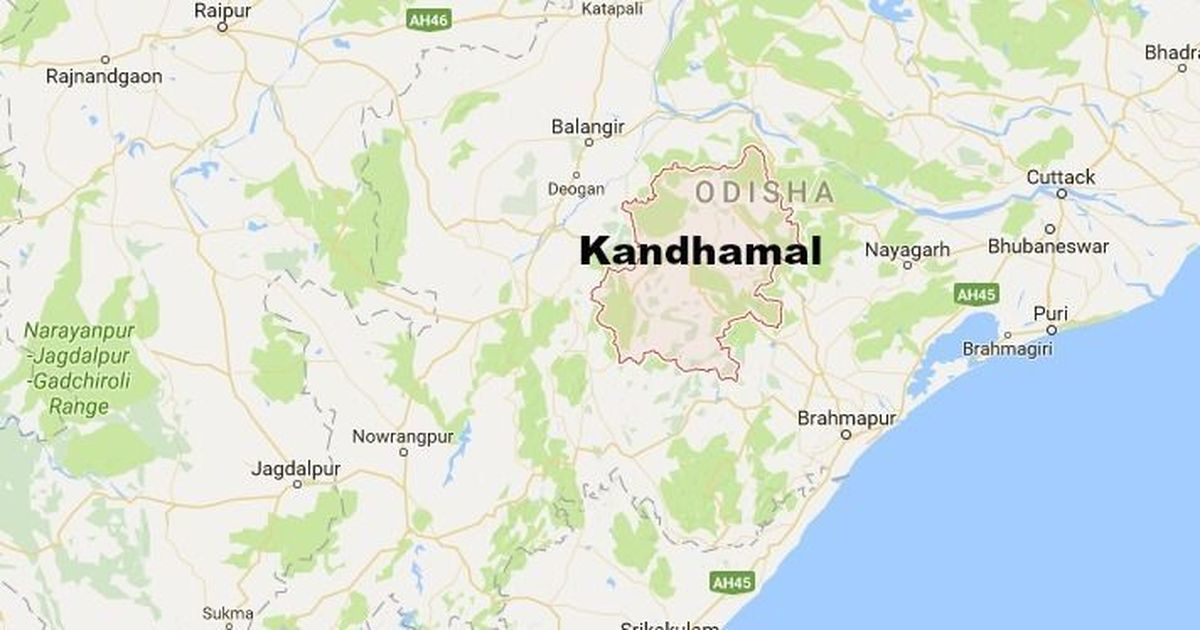SOG jawan martyred, 10 injured in Maoist attack in Kandhamal