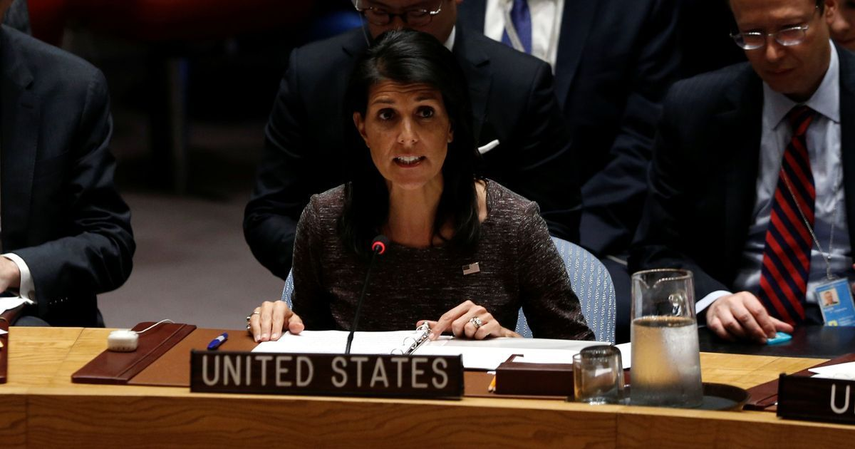 United Nations Security Council votes against US decision to recognise Jerusalem as Israel's capital