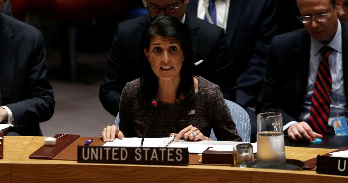 We do not need India telling us how to manage our environment, says US ambassador Nikki Haley