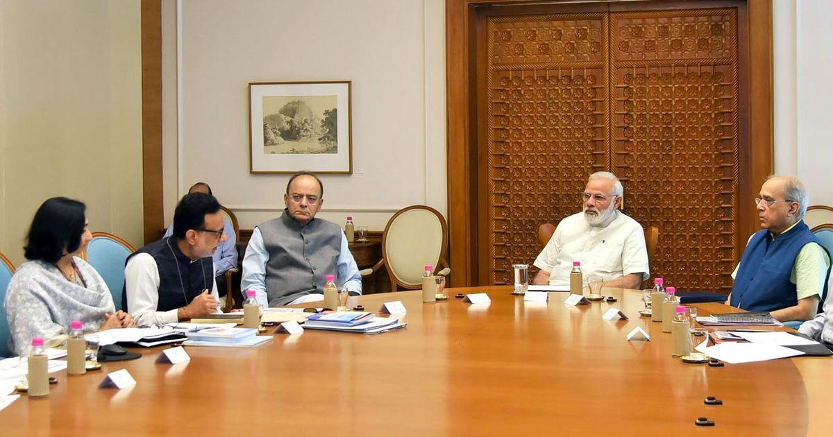 जीएसटी भारतीय अर्थव्यवस्था के लिए अहम मोड़ साबित होगा : नरेंद्र मोदी
