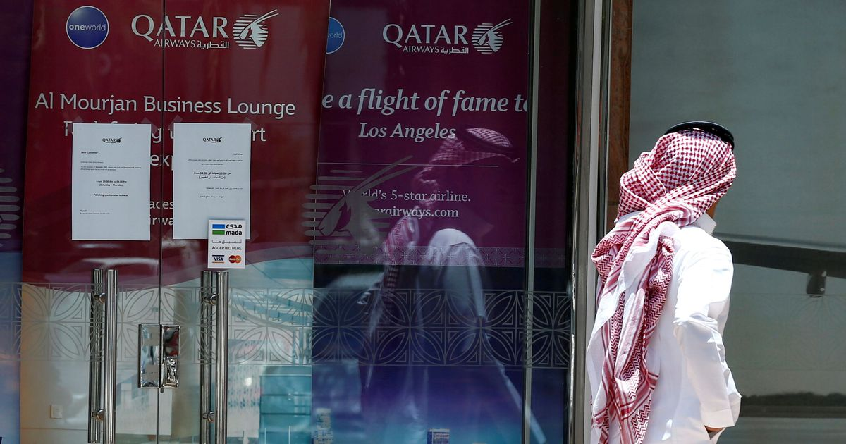 Saudia, Etihad, Flydubai, Gulf Air suspend all flights to Qatar amid diplomatic row