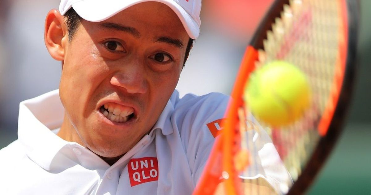 'He's always like a big war for me,' says Nishikori on his quarterfinal face-off against Djokovic